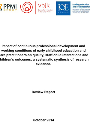 Assessing childcare services in Europe