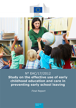 Study on the effective use of early childhood education and care (ECED) in preventing early school leaving (ESL)