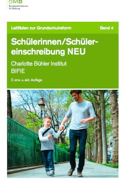 """Leitfaden """"Schülerinnen / Schülereinschreibung NEU"""""""