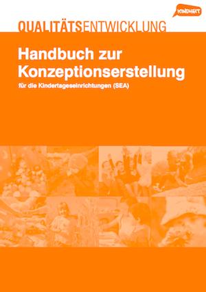 Handbuch zur Konzeptionserstellung in non-formalen Bildungseinrichtungen