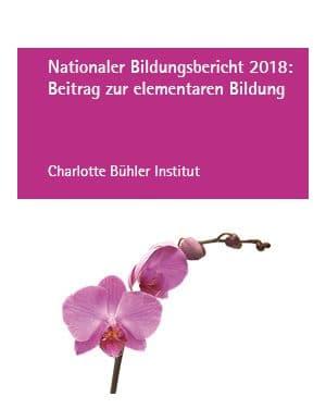 Nationaler Bildungsbericht 2018: Beitrag zur elementaren Bildung