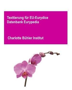 Textierung für EU-Eurydice Datenbank Eurypedia