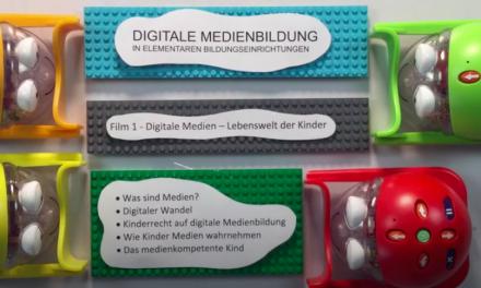 Online-Schulungsreihe zur Handreichung Digitale Medien & digitale Pinnwand